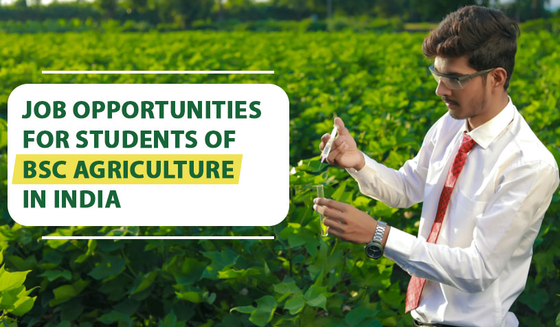 Bsc Agriculture
