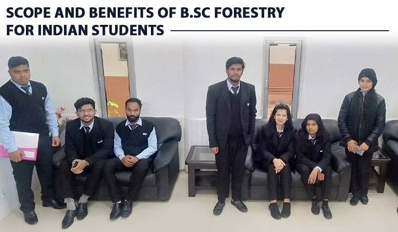 BSC Forestry