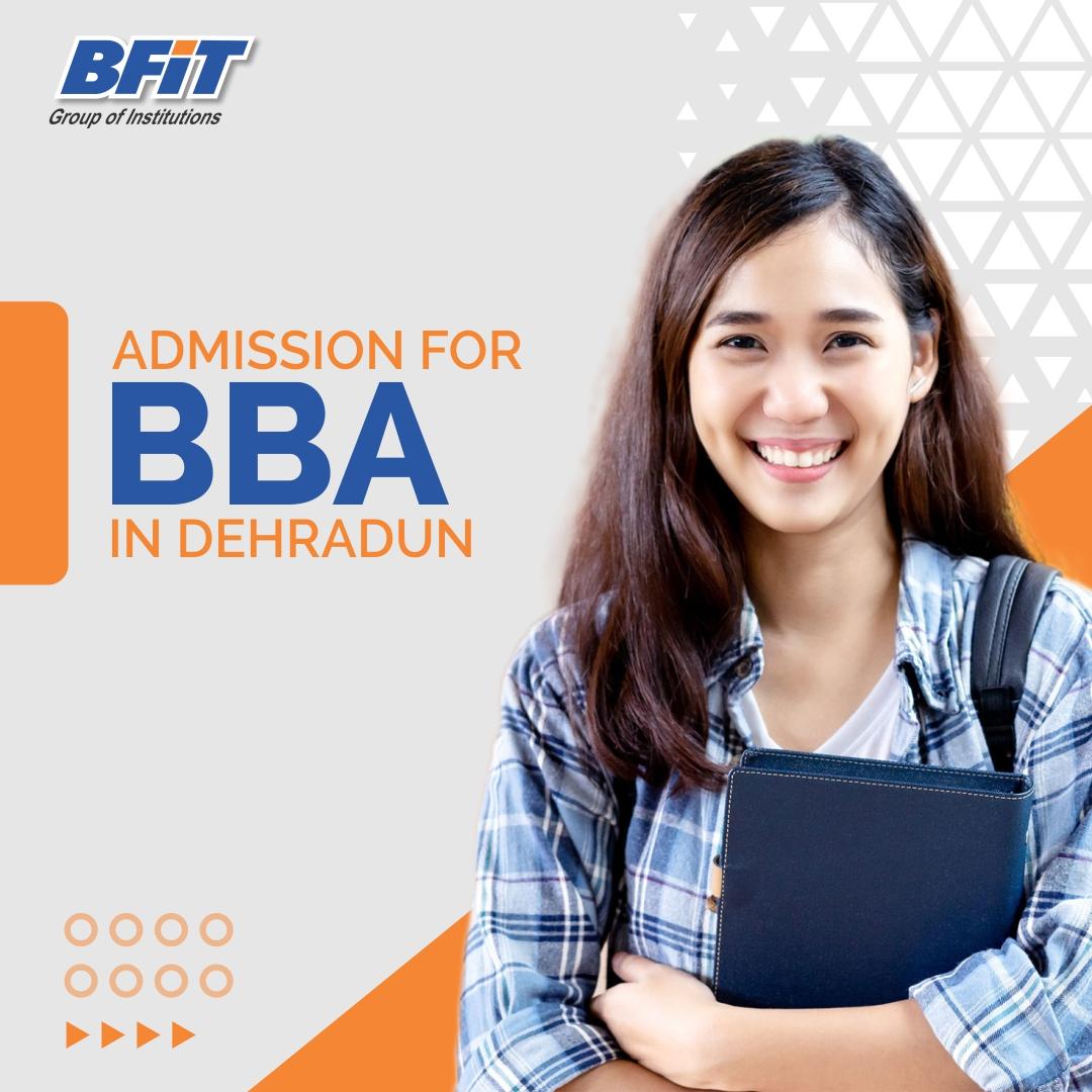 BBA admission