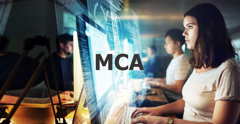 MCA – Master of Computer Application - BFIT